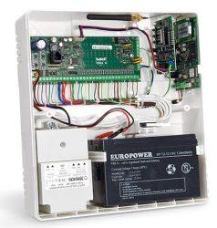 Satel OPU-4 P Műanyag doboz alaplapokhoz, bővítőkhöz és GSM kommunikátorokhoz, felületre szerelt, 266x286x100 mm