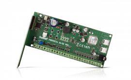 Satel PERFECTA 16-WRL Riasztóközpont alaplap, 8-16 zóna, beépített GSM/GPRS kommunikátor, vezeték nélküli vevőegység