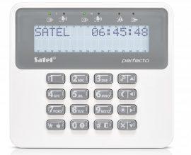 Satel PRF-LCD LCD kezelő PERFECTA központokhoz